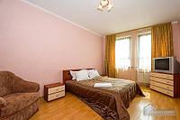 Бюджетная квартира в центре, 2х-комнатная (52352)