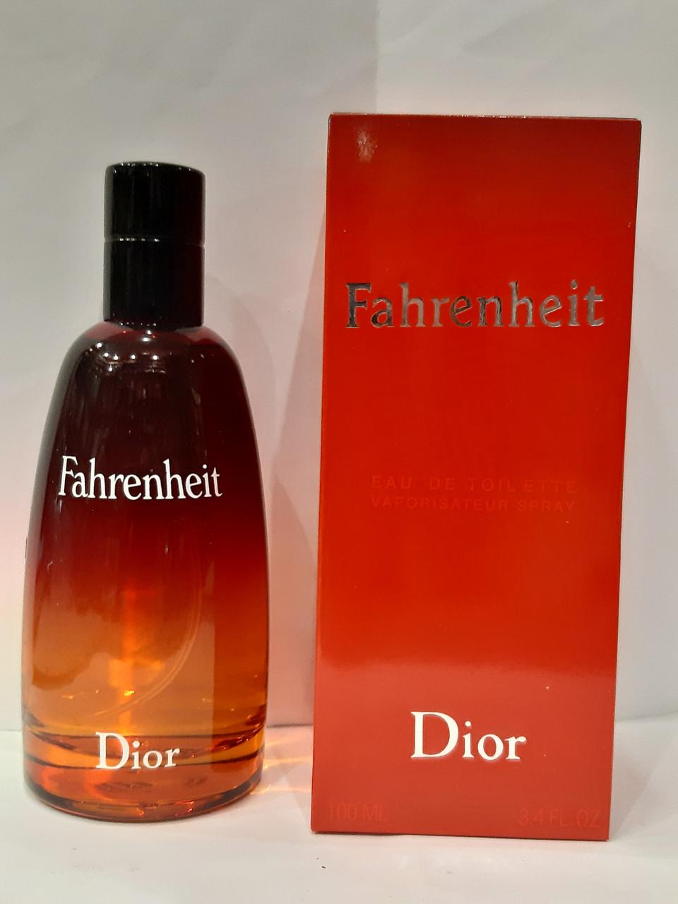 Dior Fahrenheit туалетная вода