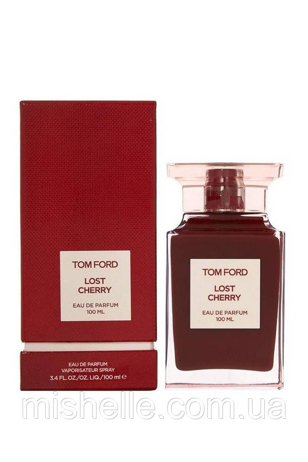 Парфюм Tom Ford Lost Cherry (Том Форд Лост Черри) Оригинальное качество!
