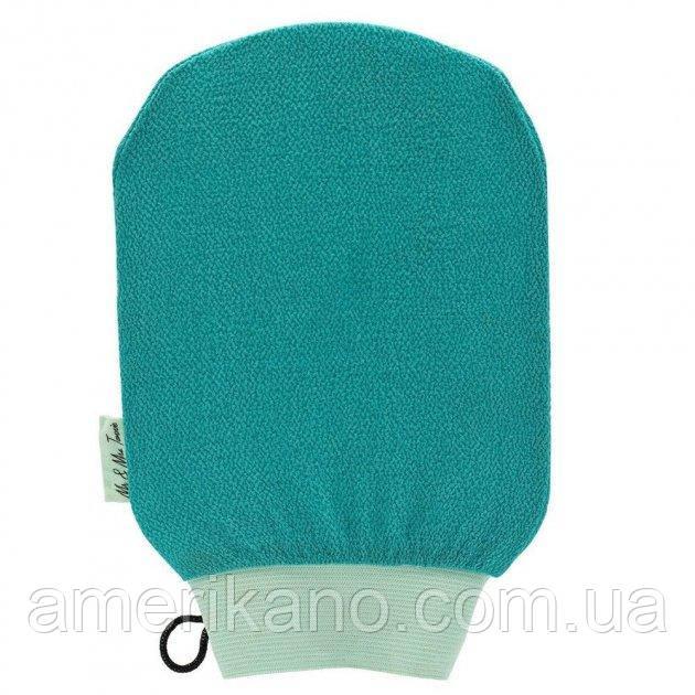 Отшелушивающая перчатка Mr & Mrs Tannie Exfoliating Mitt, Швеция.