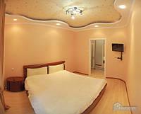 Апартаменты с двумя отдельными комнатами в центре, 2х-комнатная (34675)