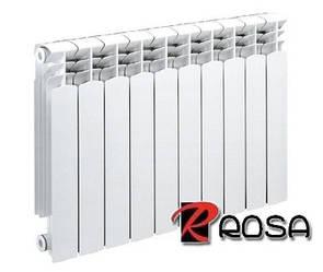 Біметалічний радіатор Rosa 500/100