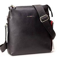 Мужская сумка Eminsa 6142-17-1 кожаная черная