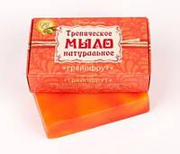 """Мыло """"Грейпфрут"""". Крымская технология, 100г., фото 1"""