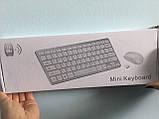Бездротова клавіатура з мишею W03, фото 2