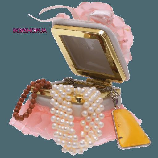 Шкатулки для украшений оптом Boxshop