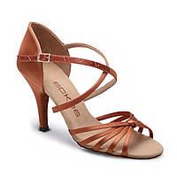 """Жіноче взуття для спортивно-бальних танців, латина ECKSE """"Алонца"""""""