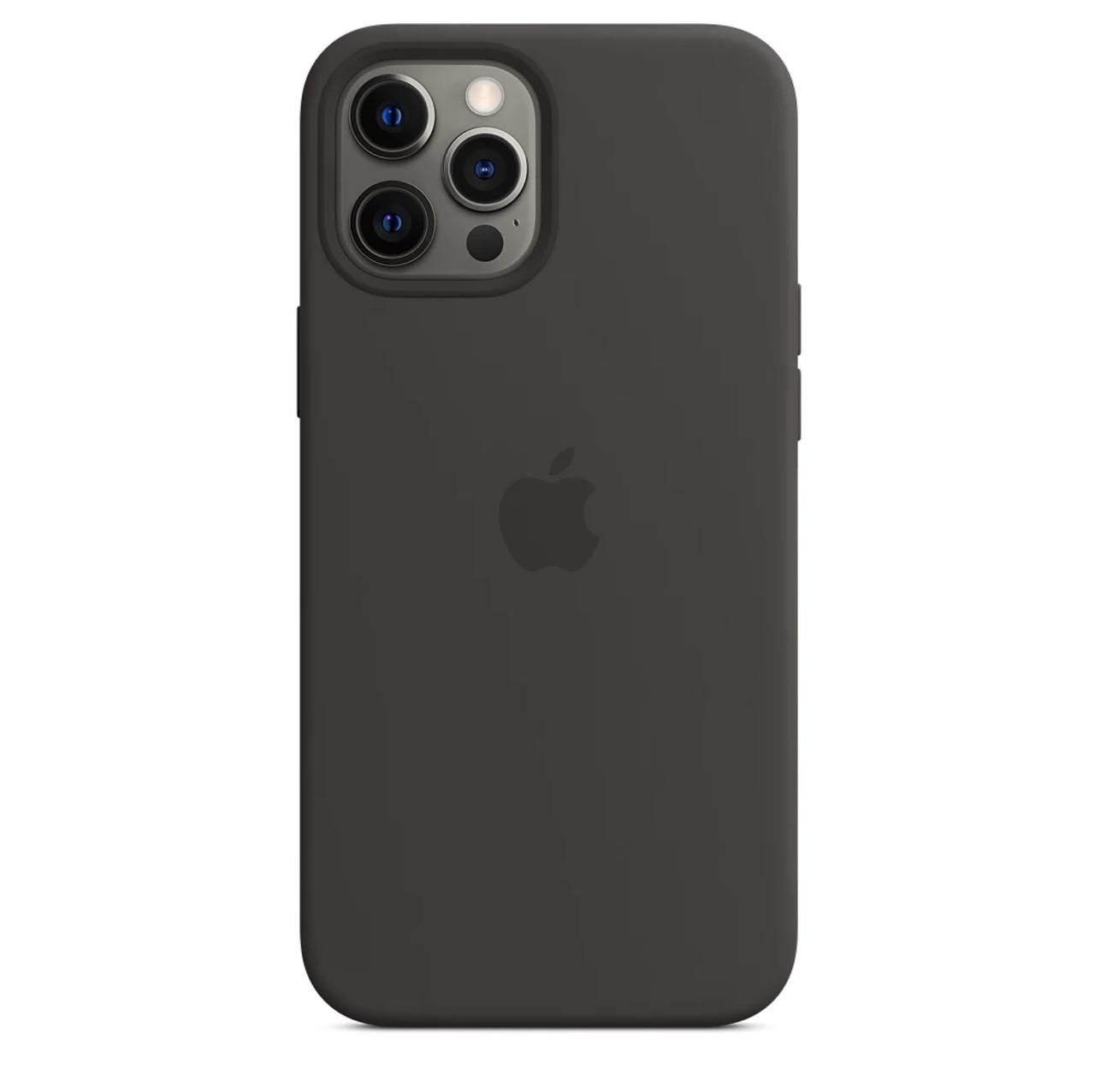 Чехол Apple Silicone Case - для iPhone 12 Pro Max