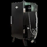 Коптильня холодного и горячего копчения с дымогенератором и конденсатосборником Daddy Smoke 120х61х52