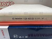 BOSCH F 026 400 103 Фільтр повітряний Opel Vivaro
