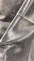 Шторная ткань блэкаут рогожка на метраж, высота 2,8м (М22), фото 3