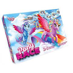 """Настільна гра """"Pony Race"""" Danko Toys G-PR-01-01"""