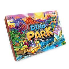 "Настільна гра ""Dino Park"" Danko Toys DTG95"