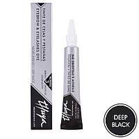 Фарба для брів і вій Thuya Deep Black (14 мл)