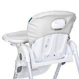 Классический стульчик для кормления со съемной столешницей El Camino DOLCE M 3236 Light Gray, цвет серый, фото 9