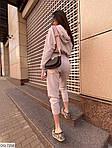 Женский спортивный костюм с укороченной кофтой, фото 7