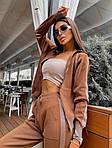Женский костюм вязка штаны и кофта, фото 4