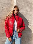 Женская куртка с холофайбером, фото 4