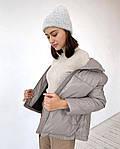 Женская куртка с холофайбером, фото 5