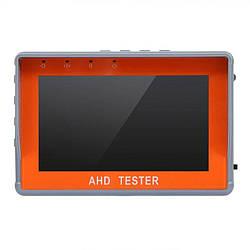 Портативный AHD CCTV тестер для монтажников - монитор для настройки видеокамер Annke G5, до 2 Мп