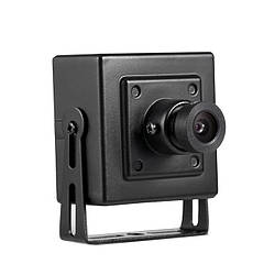 Мини IP камера Revotech I706, 3 мегапикселя, 2304х1296, поддержка POE, P2P, Onvif