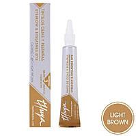 Фарба для брів і вій Thuya Light Brown (14 мл)