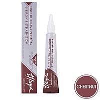 Краска для бровей и ресниц Thuya Chestnut (14 мл)