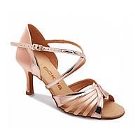 """Жіноче взуття для спортивно-бальних танців, латина ECKSE """"Артеміда"""""""