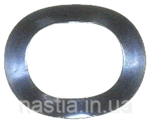 128381800 Хвиляста шайба(металева у горизонтальну кавомолку), 21,8х14х0,25, Incanto, Odea