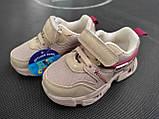 Кросівки для хлопчика 22 р устілка 14 см, фото 7