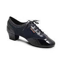 """Мужская обувь для спортивно бальных танцев, латина ECKSE """"Тиберий"""""""
