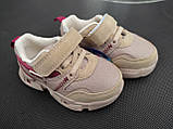 Кросівки для хлопчика 25 р устілка 15,5 см, фото 6