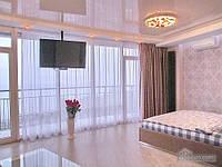 Лучшая квартира в Мост Сити с джакузи и шикарным видом на Днепр, Студио (43471)