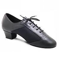 """Мужская обувь для спортивно бальных-танцев, латина ECKSE """"Дарио"""""""
