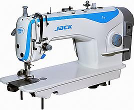 Jack F4-HL-7 Прямострочная машина для средних и тяжелых материалов, с увеличенным челноком