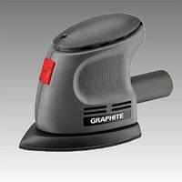 Машина шлифовальная вибрационная, Graphite (Topex)