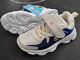 Кроссовки для мальчика   29 р стелька 18 см, фото 3