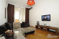 Отличная квартира в центре города в тихом месте, 2х-комнатная (21062)