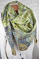 Шелковый платок в стиле Шанель