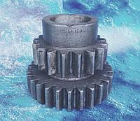 Блок шестерен заднего хода Камаз Z=17/27 (Россия), 14.1701082, фото 1
