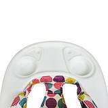 Музыкальные детские  ходунки с интерактивной панелью «Bambi» ME 1056 DOLPHIN BEIGE, цвет бежевый, фото 3