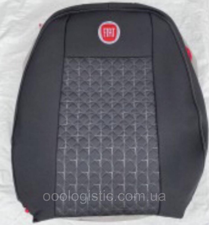 Авточохли на Fiat Siecento 1998-2005 hatchback, авточохли на Фіат Сейченто