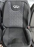 Авточохли на Fiat Siecento 1998-2005 hatchback, авточохли на Фіат Сейченто, фото 6