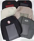 Авточохли на Fiat Siecento 1998-2005 hatchback, авточохли на Фіат Сейченто, фото 5