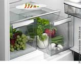 Встроенный  холодильник с морозильной камерой AEG SCE818E6TS, фото 3