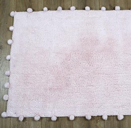 Коврик Irya - Alya pembe розовый 60*90