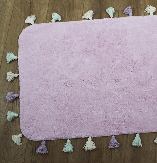 Килимок Irya - Lucca pembe рожевий 60*90