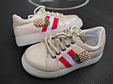Кросівки для дівчинки 26 р стелька 15.5 см, фото 2
