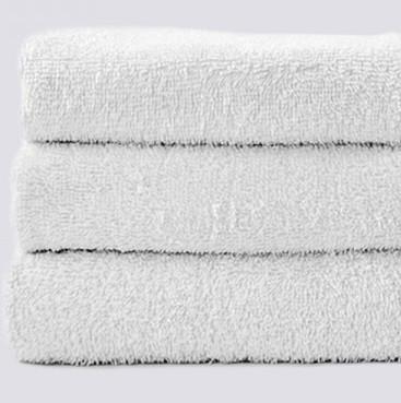 Полотенце Lotus Отель - Белый 40*70 (20/2) 450 г/м²
