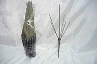 Ножка букетная на 6 голов без листа, 29 см